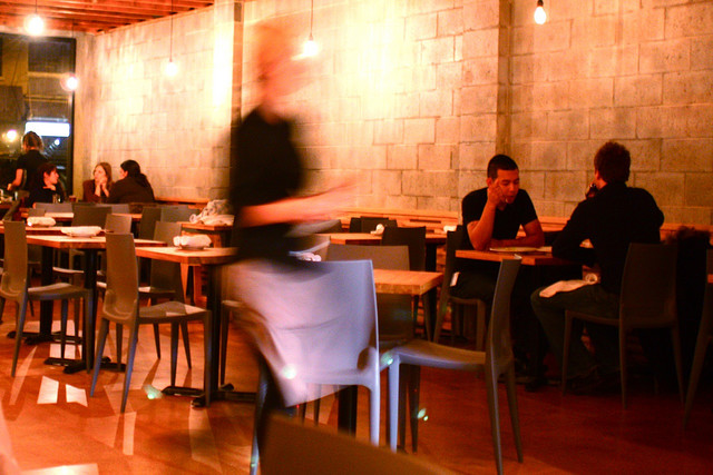 "amyblogschow :     Have a favorite restaurant server who always makes your day? Tell us about him or her for a chance to leave them a $100 tip this Thanksgiving…   I'm  so  proud and happy about this Foodspotting campaign.    foodspotting :     This week, Foodspotting is celebrating  Restaurant Staff Appreciation Week  to show our thanks for the passionate individuals who make a great meal – and great foodspotting – possible.   From now until  Monday, November 28th , tell us about your favorite restaurant service experience and about the individual who made it happen. Leave your story on the  Foodspotting blog ,  Twitter ,  Facebook  or  Google+ . Be sure to include the tag  #tipitforward  so we can find your entry.   Our favorite entry will receive a  $100 gift certificate to that restaurant  and the staff member who provided the service will receive a  $100 American Express gift card   aka  a $100 ""tip""…    Photo via  Flickr ."