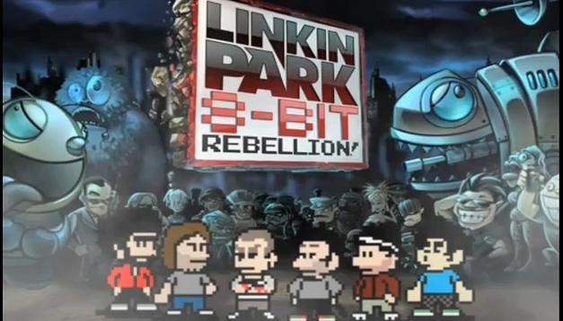 Image Result For Linkin Park Bit Rebellion