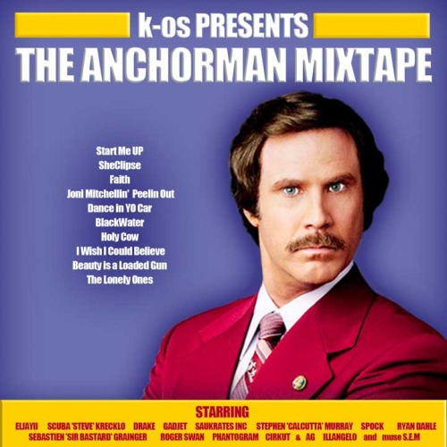 Download] K-Os - The Anchorman Mixtape — Some Kind Of Awesome