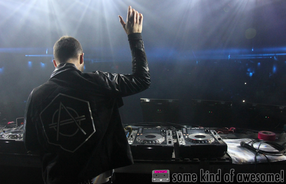 Don Diablo @ Pier of Fear 11/1/2014. Image credit: Sprout Dr