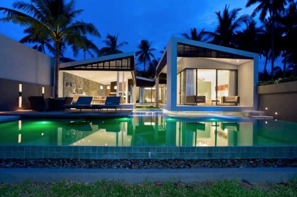 LaunchPort - Room Controller: Hotel Bungalows in Koh Samui, Thailand