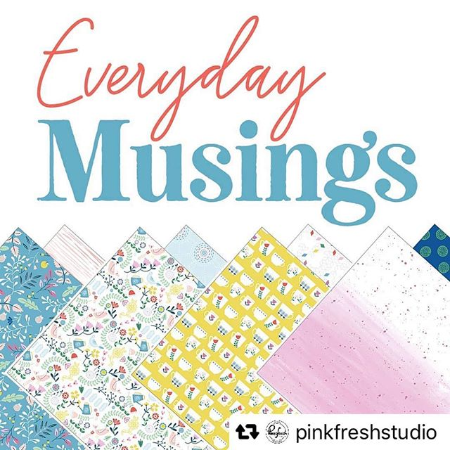 My latest collection, Everyday Musings, with @pinkfreshstudio is being revealed today! Head over to their blog to see the full collection and for a chance to win it!  I have so many favorite pieces in this collection! And the colors make me so happy!😊🎨 .  #Repost @pinkfreshstudio with @repostsaveapp · · ·  We've got three days of excitement in store for you, as we reveal three BRAND NEW scrapbooking collections! Up first is our Everyday Musings collection, designed by @kaitlinsheaffer! You are going to just love the fresh colors and our modern take on folk art & florals! Do you want a chance to win it first? Head on over to our blog to see the collection in full, and follow the commenting prompt! We'll put links in both our profile & stories! . . #pinkfreshstudio #ontheblogtoday #linkinprofile #newcollection #newrelease #scrapbooking #papercrafting #paperlove #memorykeeping #everydaymusings