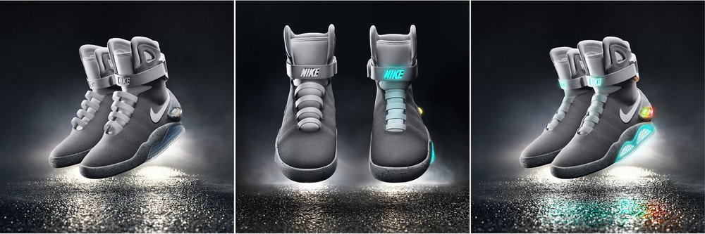 The 2015 Nike Mag