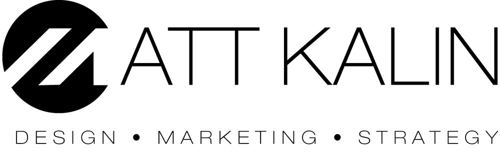 Matt Kalin | Design • Marketing • Strategy