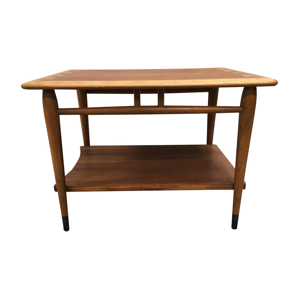 Midcentury Lane Side Table