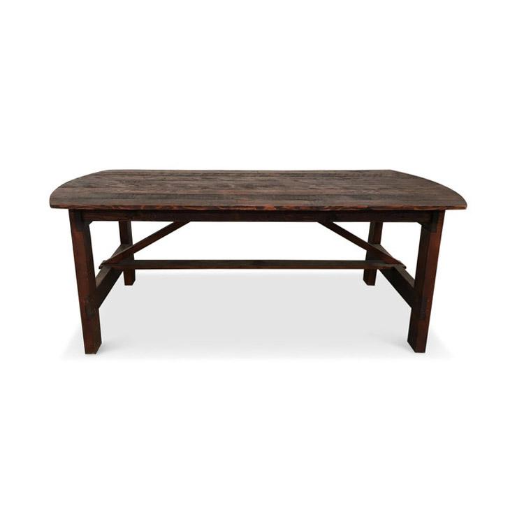 """deKor Gustav Table  80""""L x 40""""D x 30""""H"""