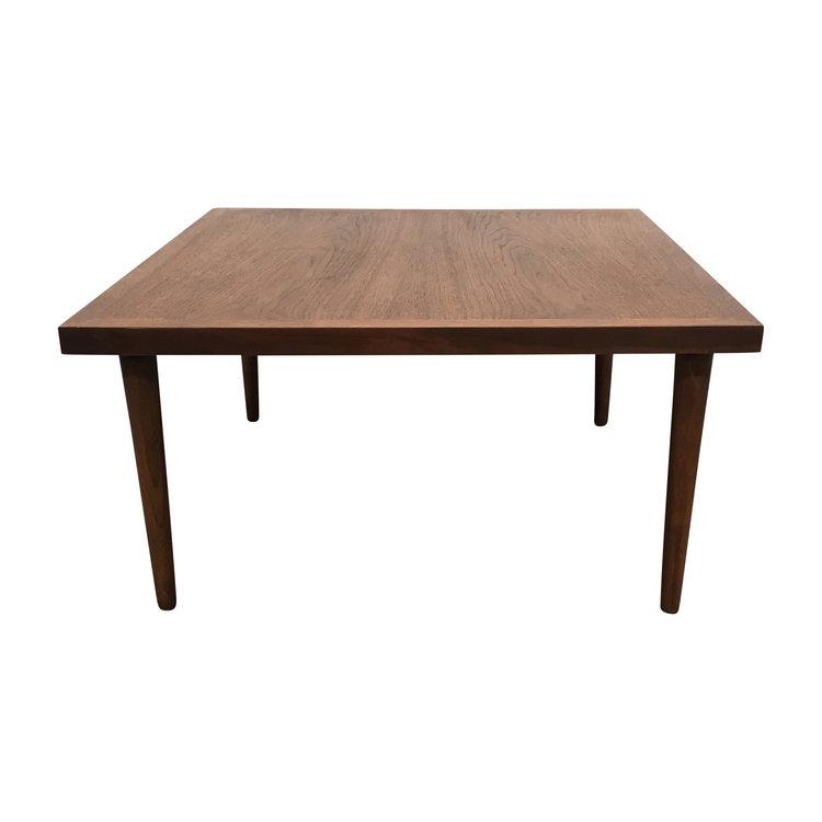 "Midcentury Coffee Table 31""W x 31""D x 16""H"