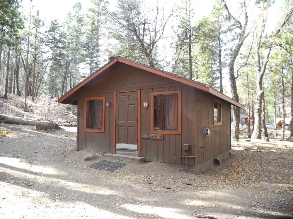 Cabin 14 Exterior