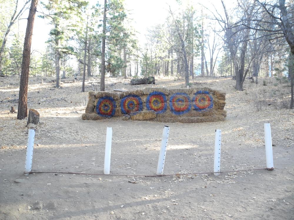 Uphill Archery Range