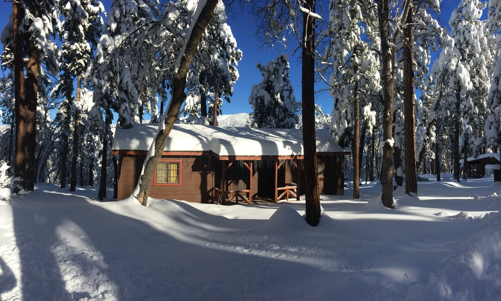 Winter at Camp Nawakwa