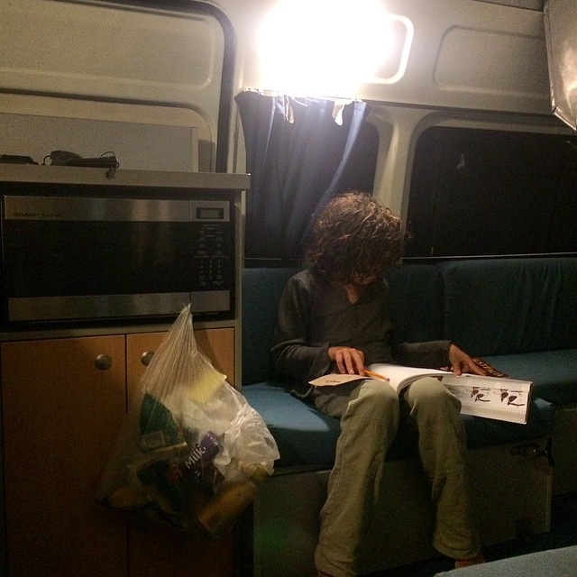 Nighttime journalling session. @allswellcreative