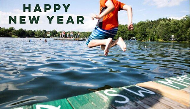Jump into 2017! It's a New Year and Camp Scatico is officially on Instagram. Follow for plenty of pics, from the tree-lined path and those unbeatable lake sunsets, to some vintage throwbacks and more!