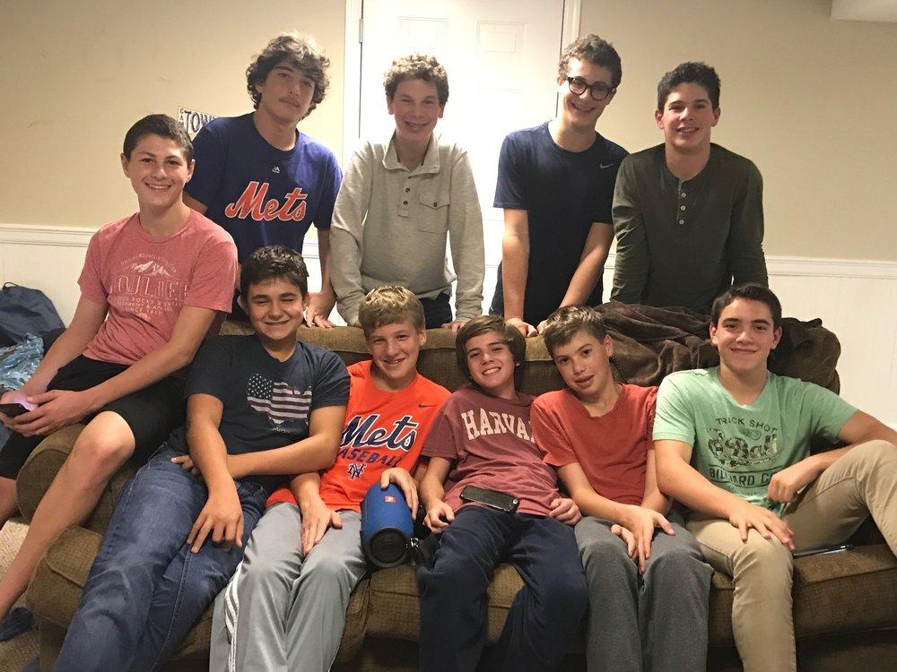 2017 Upper Senior Reunion.