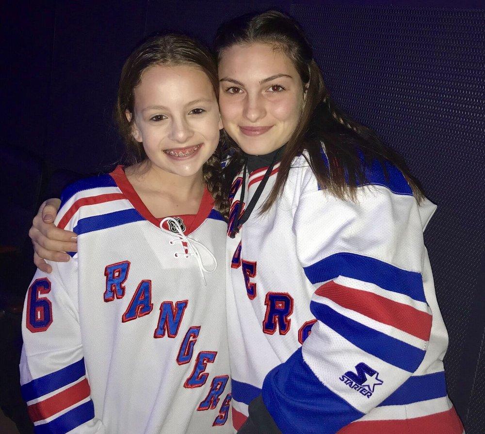 Jenna and Lulu