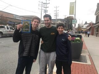 Jared, Andrew and Brett