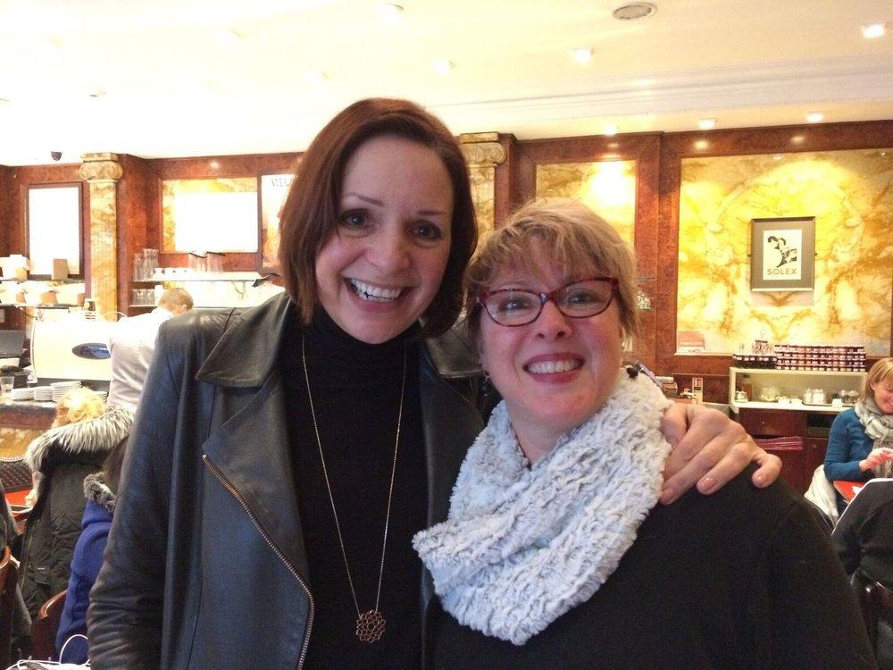 Vanessa and Lynette
