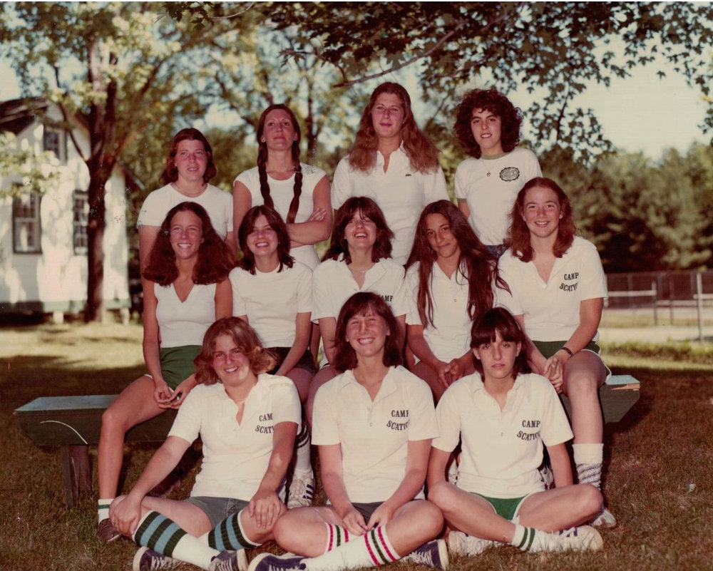 1978—with division leader  Lee Spole  (top row)