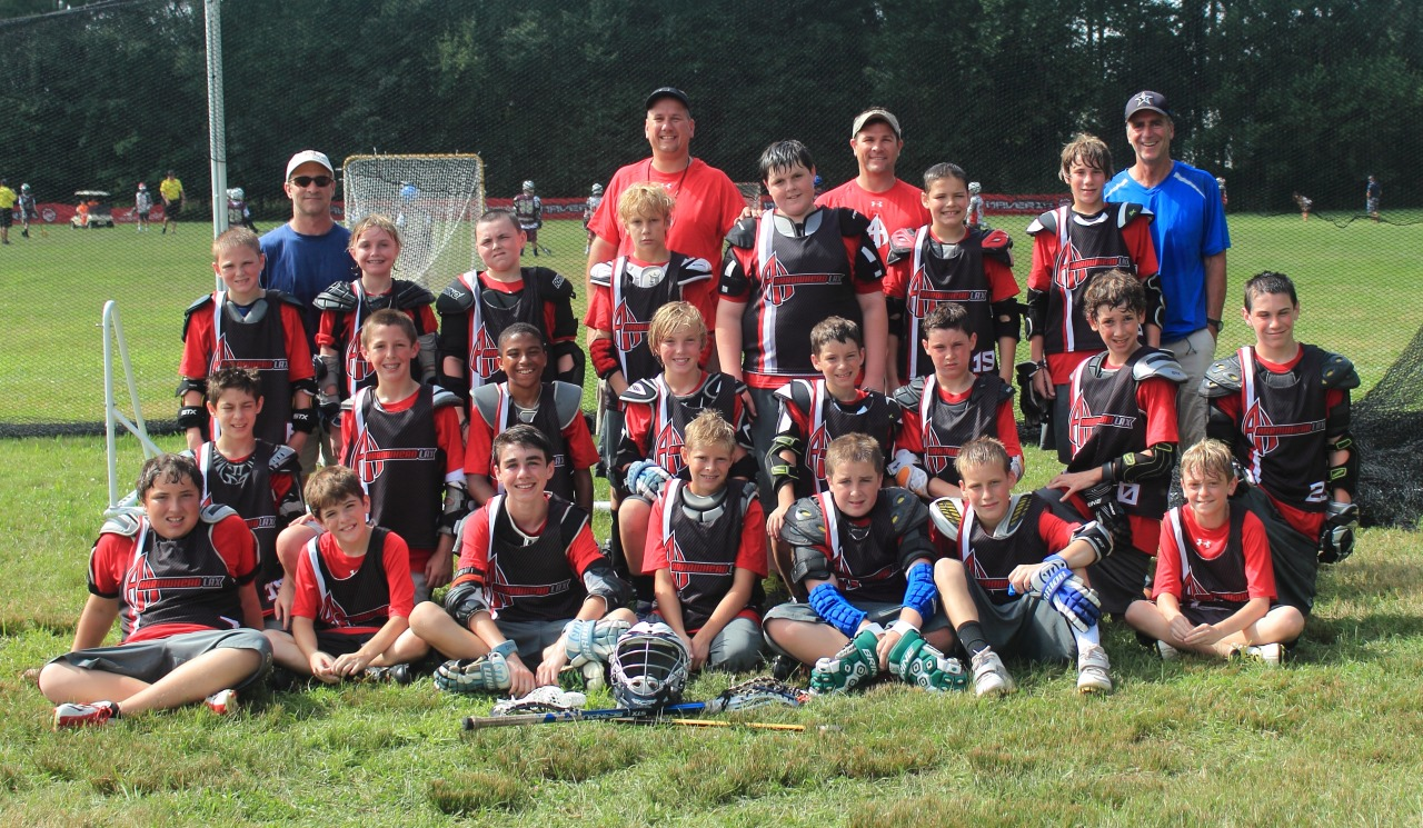 Congratulations to the Arrowhead U13 team a great effort at The Jersey Shootout.  The team took first in Pool A and made it to the Championship game were they lost to a very good Leading Edge South (NJ) team 12-7.
