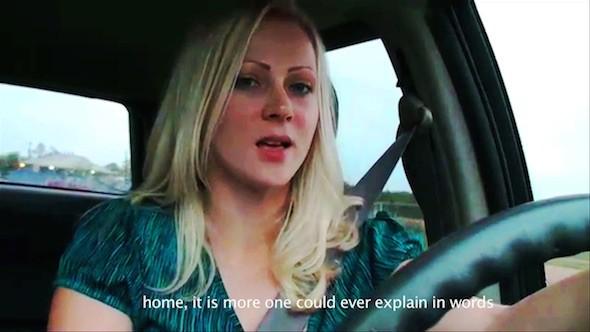 Flo Kasearu: 'Estonian Dream', 2011, videostill