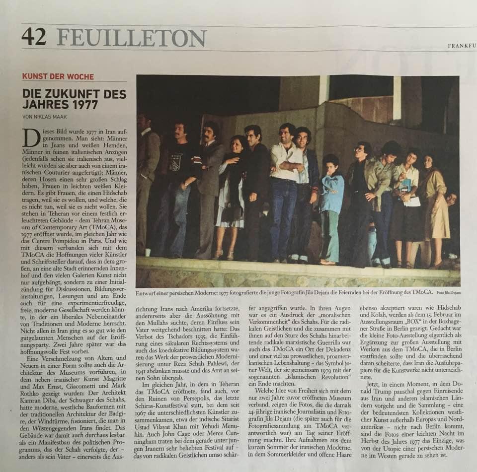 von Niklas Maag,Frankfurter Allgemeine Zeitung, Sonntag, 12. Februar 2017