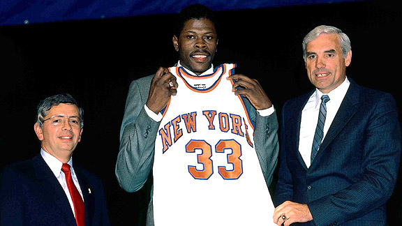 Controversy surrounding alleged impropriety of David Stern fixing the draft in 1985 almost overshadows this talent filled crop of basketball players.