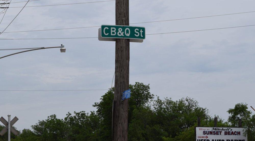 E 18th and CB&Q St.