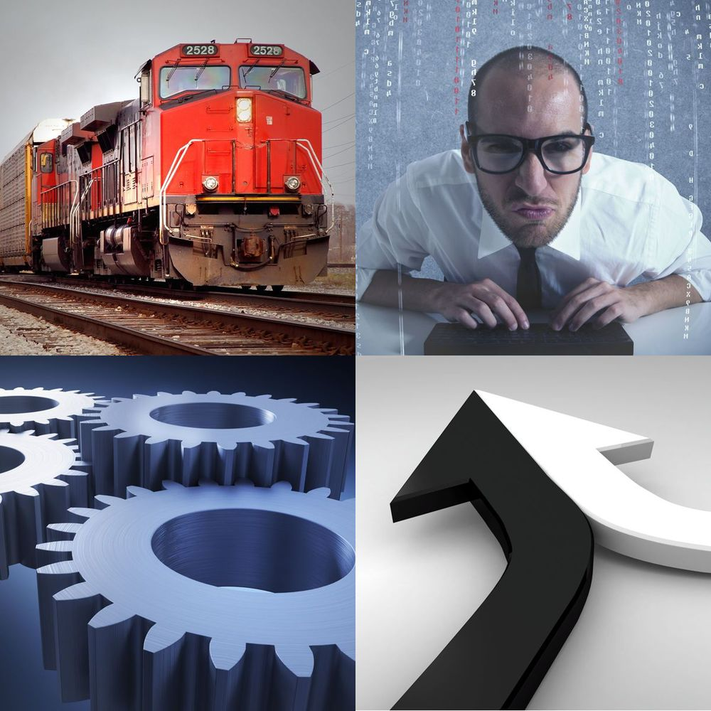 Rail Logistics Software Engineering M&A Consulting