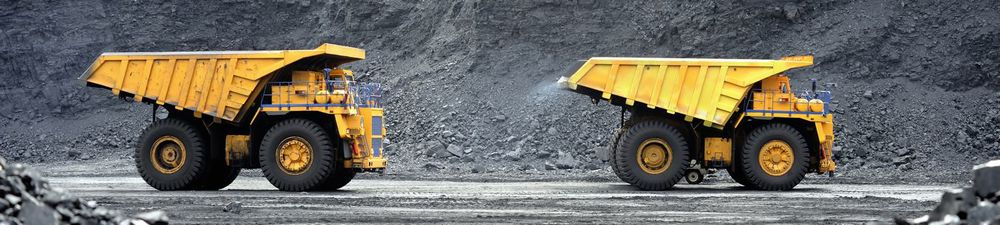 Zeron is a high capacity silencer for massive mining trucks and industrial equipment.