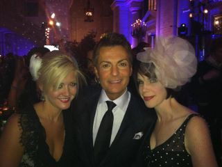 "Randy Fenoli from ""Say Yes to the Dress"" and ""Randy to the Rescue"""