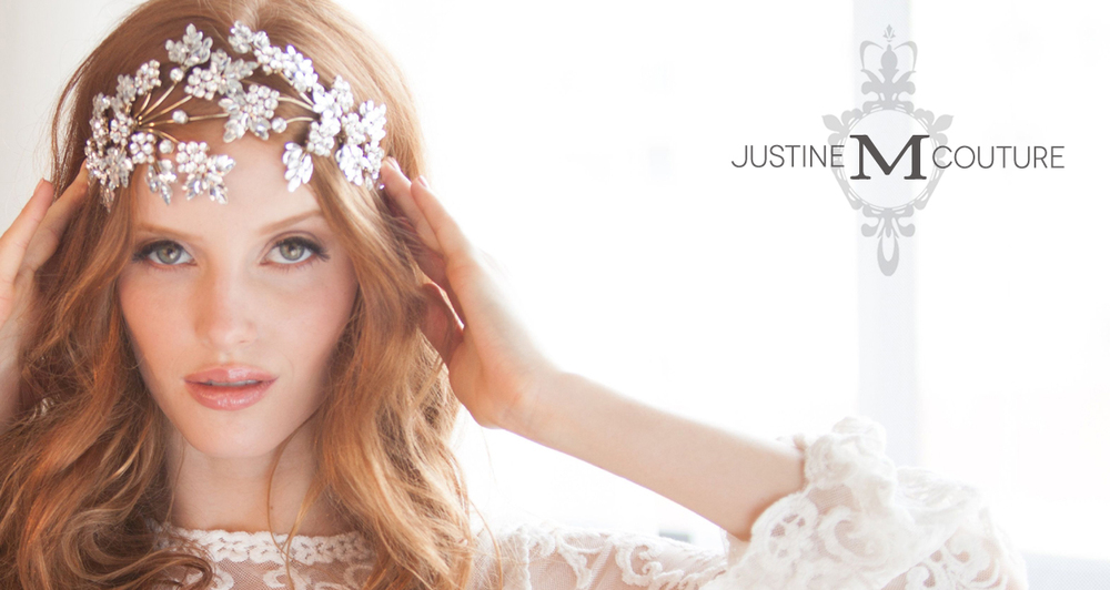 Monsoon Diadem by Justine M Couture
