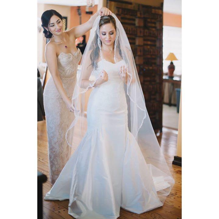 Lea-Ann Belter Bridal Gown
