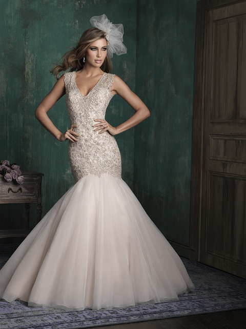 Mariposa carries sought after designs by  Allure Couture  and many more of the top bridal designers