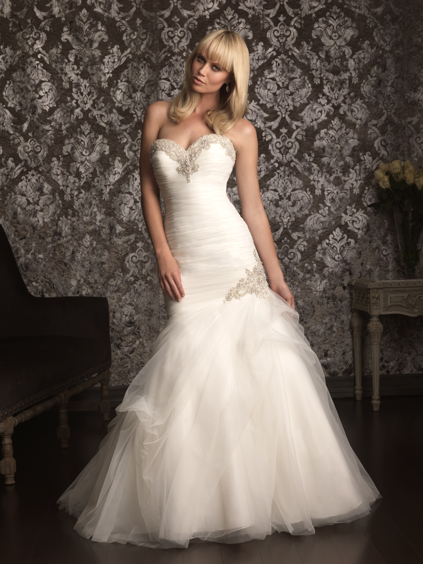 Allure Couture Wedding Dresses for Less