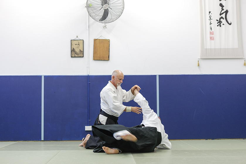 Aikido at PCYC Erindale Centre