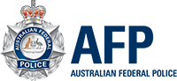 Australian Federal Police logo/link