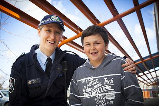 Canberra PCYC / AFP engagement