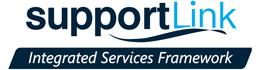 Supportlink logo