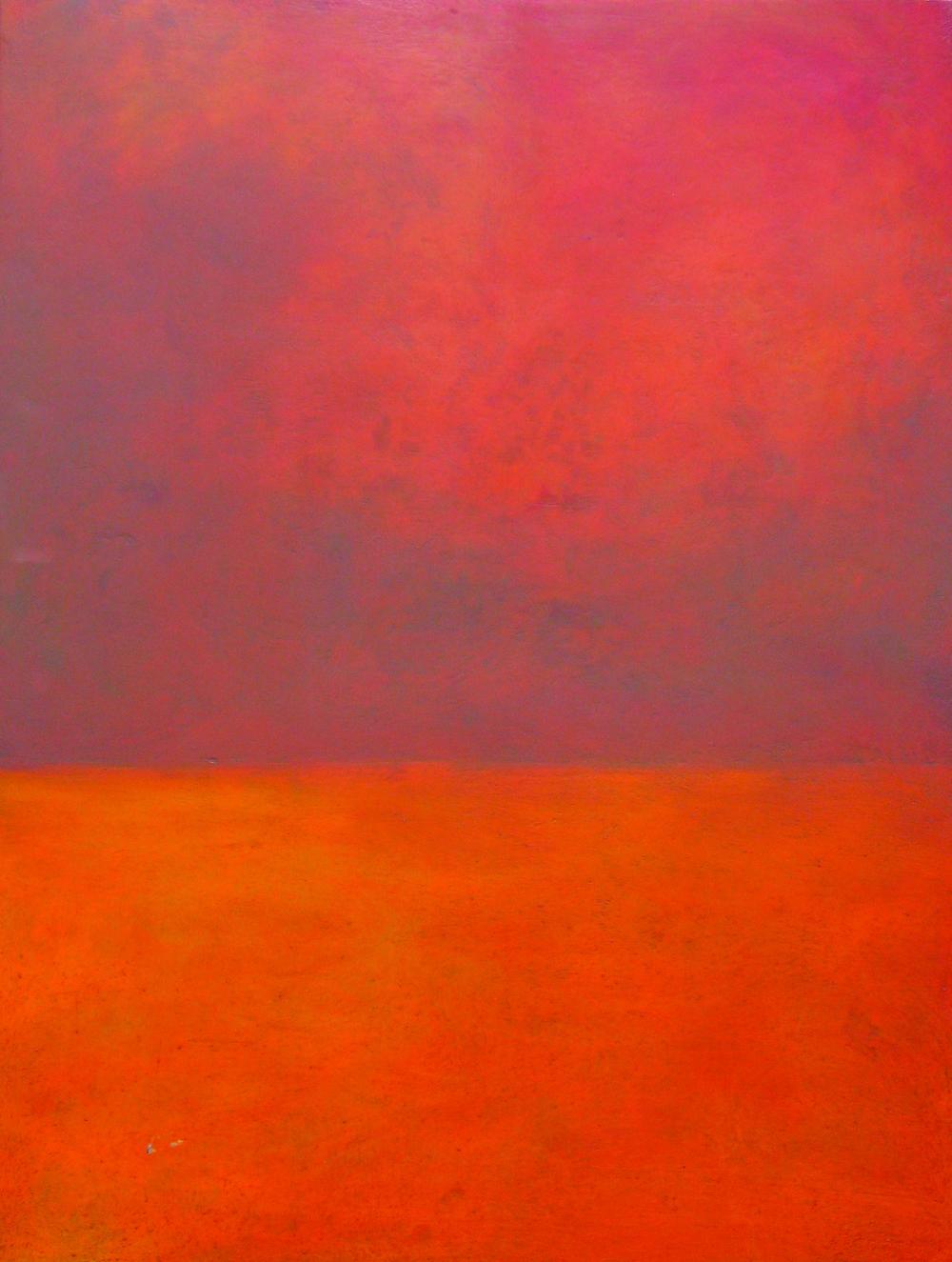 Orange Dusk