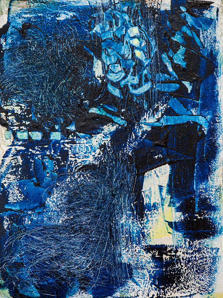 Blue Meanderings
