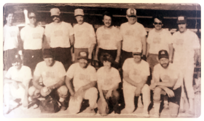 1983 Kolacky Days Softball Champions - Czech House
