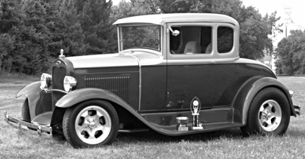 2005 Best of Show - 1930 Ford Model A