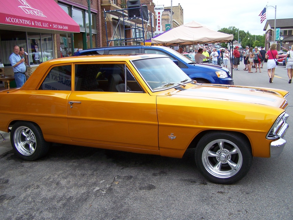 2016 Best in Show - 1967 Chevrolet Nova