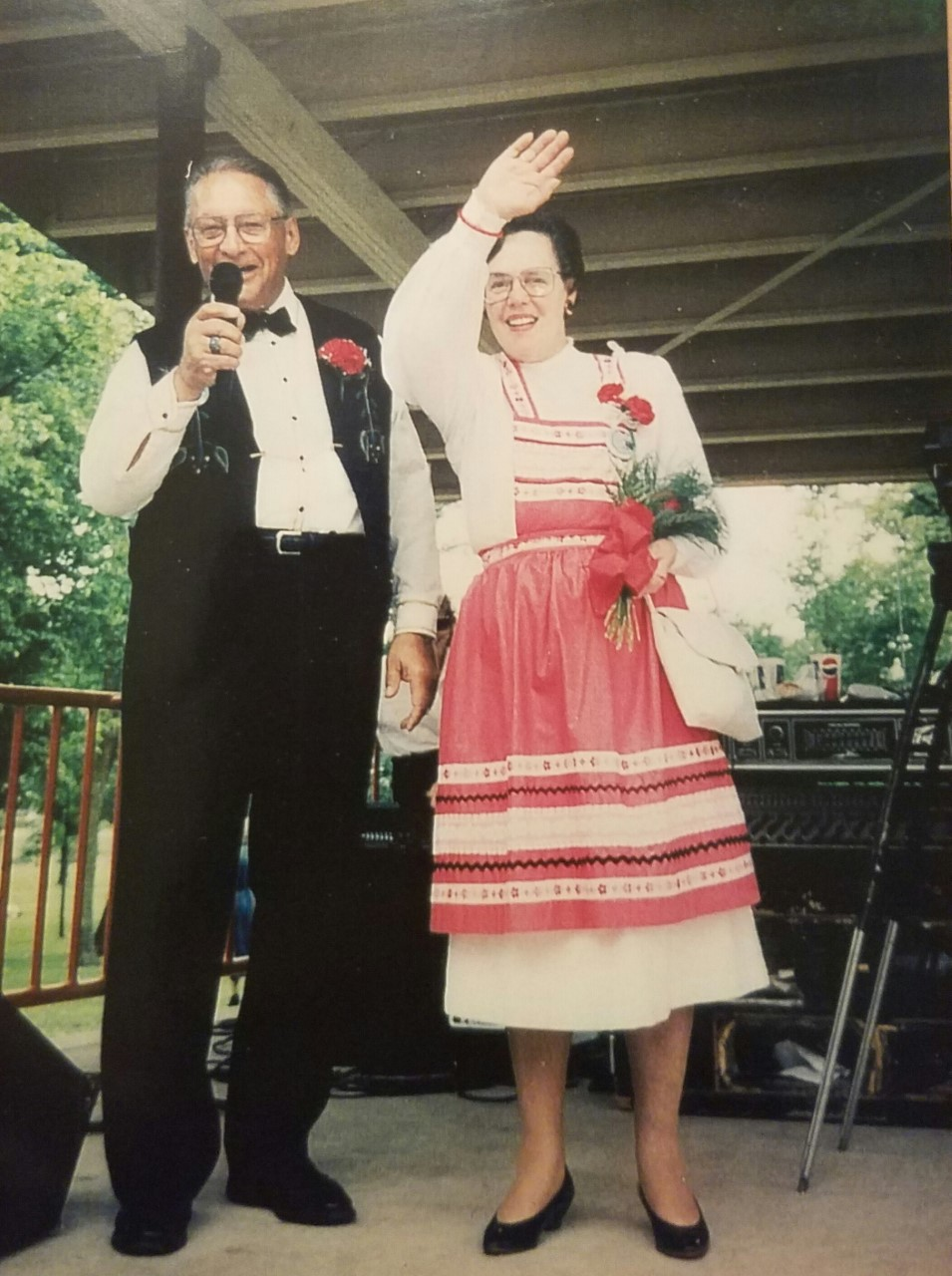 1992 - Glen & Marge Flicek