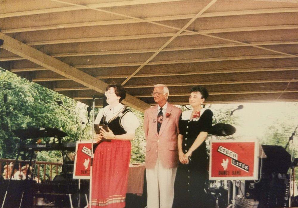 1993 - Mike & Ramona McGuire
