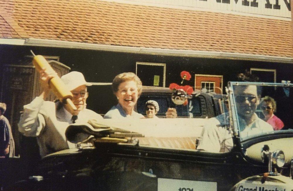 1995 - Butch & Jule Franke