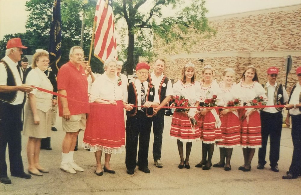 1996 - Emmanuel & Betty Vikla