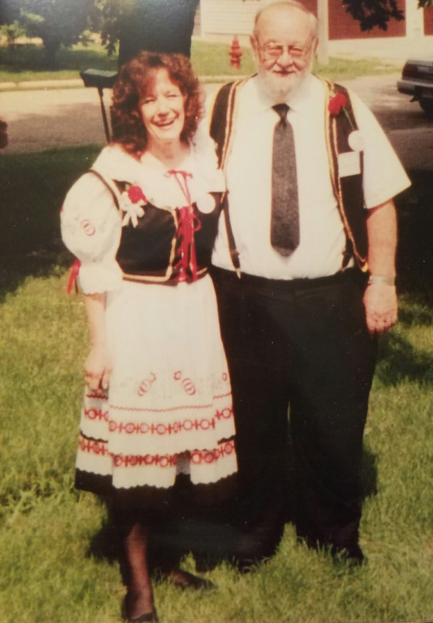 1997 - Jerome & Noreen Schleis