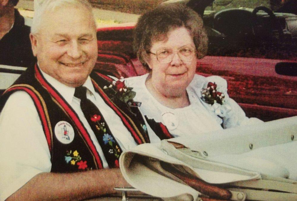 2005 - Jerry & Lorraine David