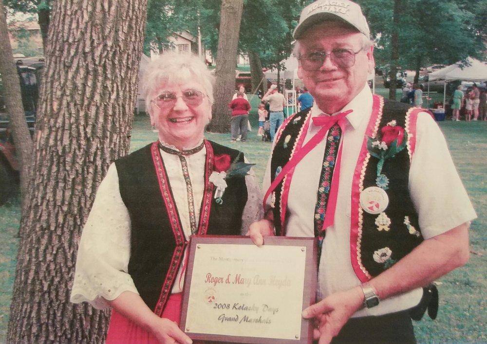 2008 - Roger & MaryAnn Heyda