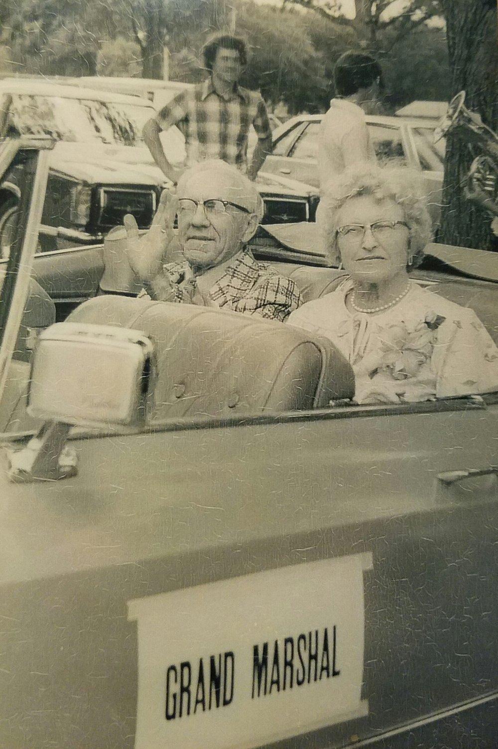 1979 - W.J. & Albina Krenik